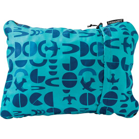 Therm-a-Rest Compressible Pillow Medium bluebird